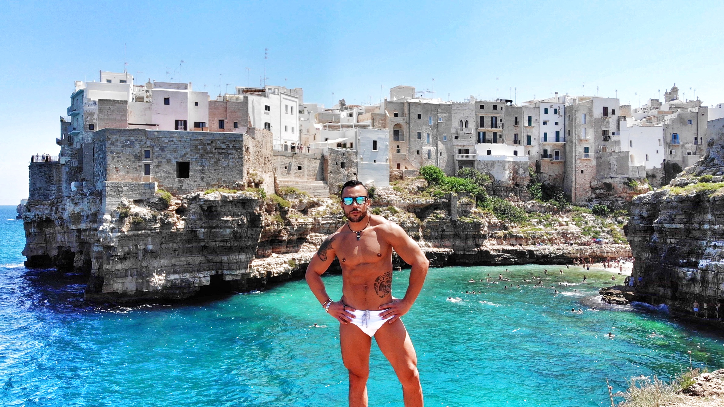 Gay Puglia - the Big Gay Podcast from Puglia definitive guide.