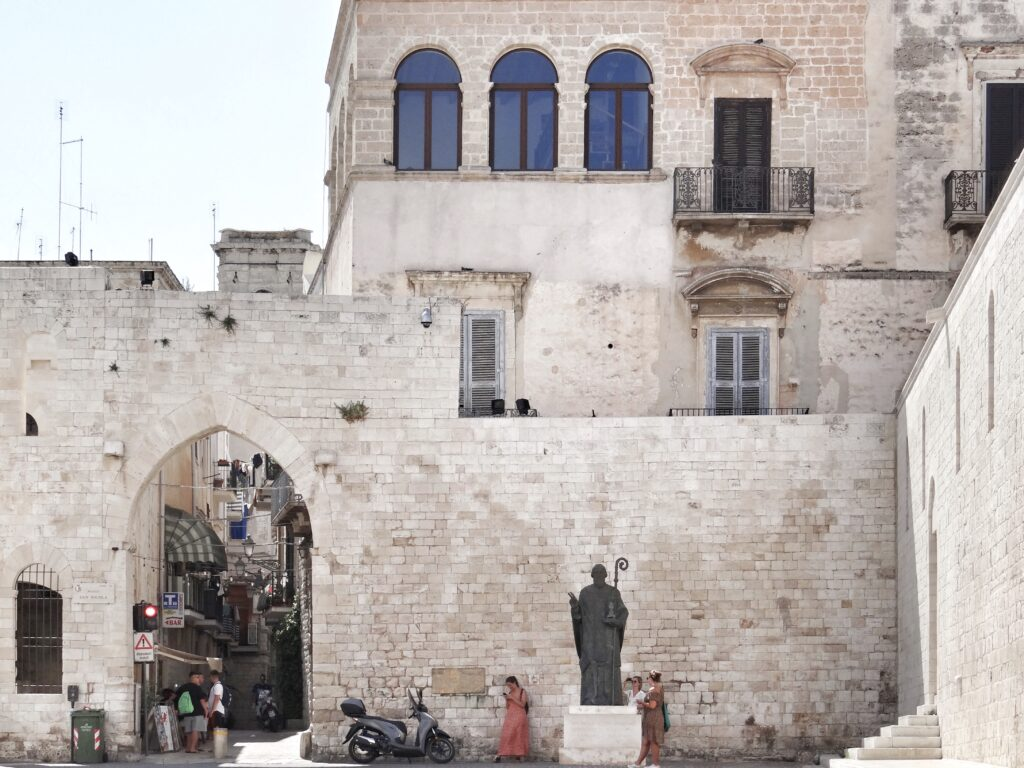 Bari 2021 Guide - The Big Gay Podcast from Puglia insider guides to authentic Puglia