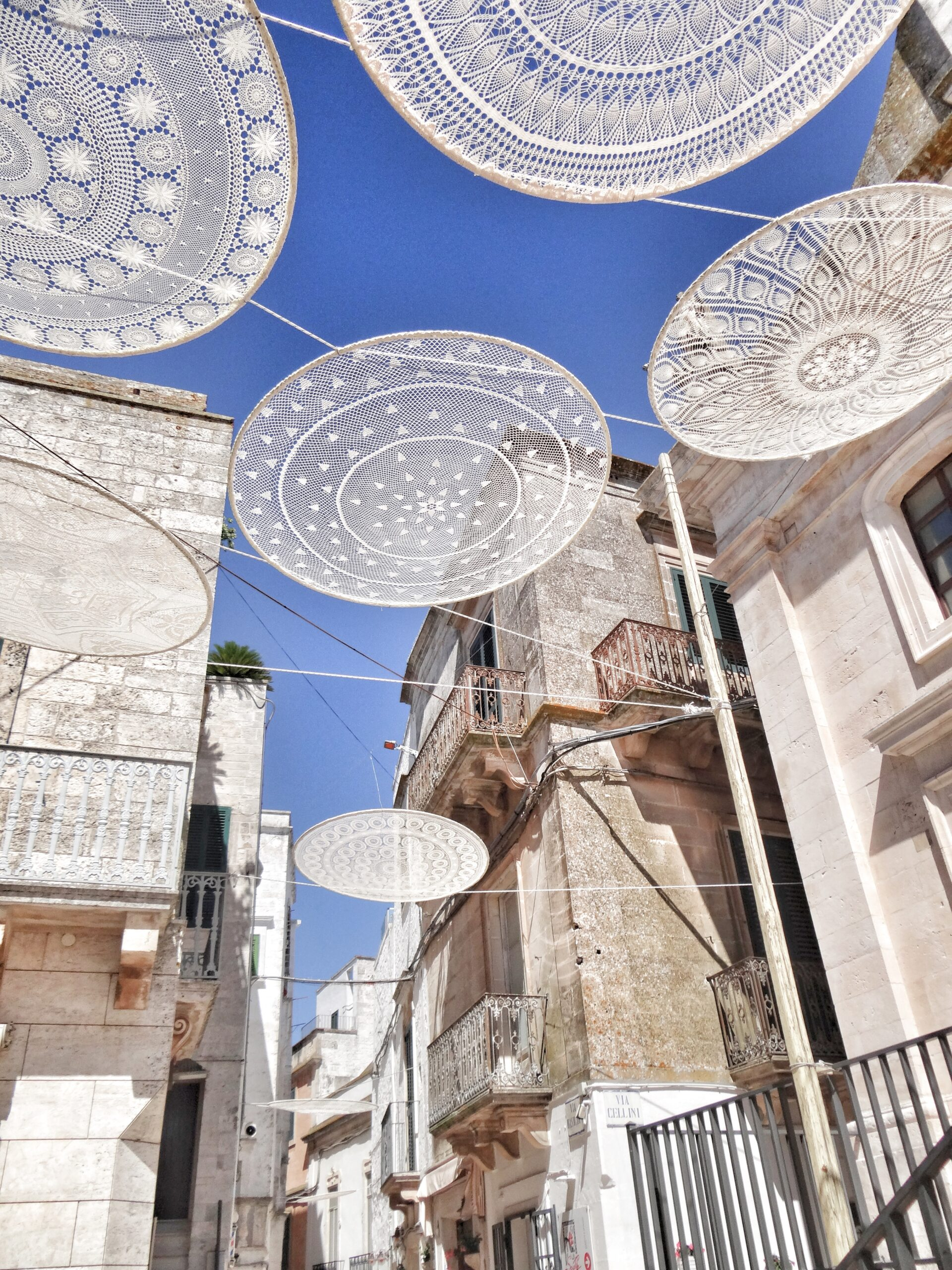 Cisternino in Puglia's Itria Valley is officially one of the most beautiful towns in Italy.