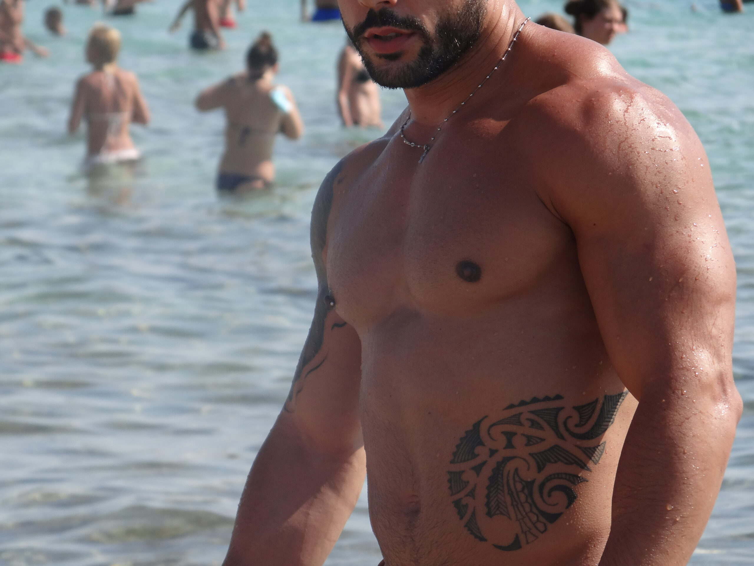 Gay Puglia - the Big Gay Podcast from Puglia. Serving up Puglia's finest food and destination recommendations. Hot Italian guys are always found on Puglia's beaches.