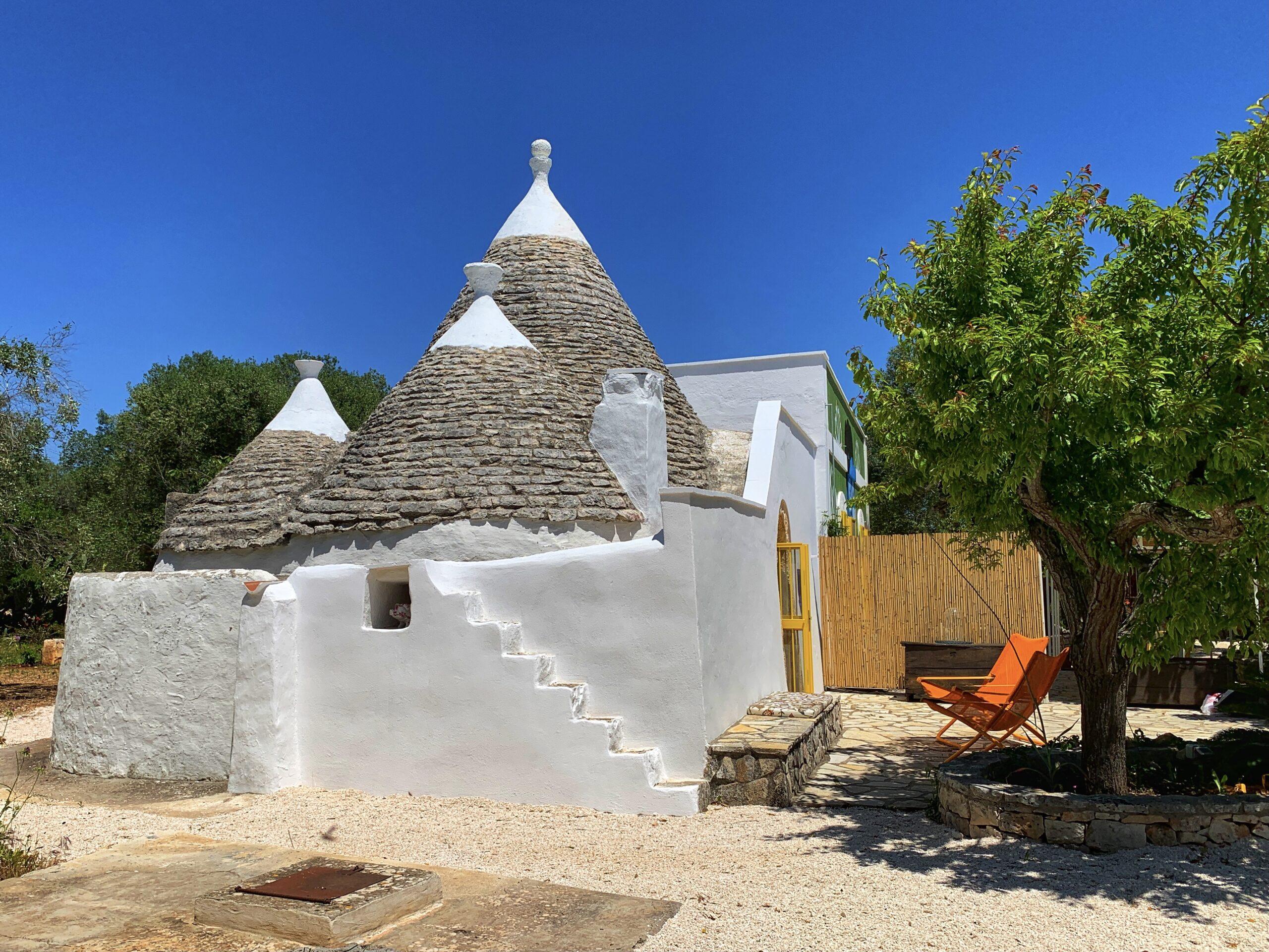 Trulli of Puglia best accommodation in Puglia Guide   Photo The Big Gay Podcast from Puglia